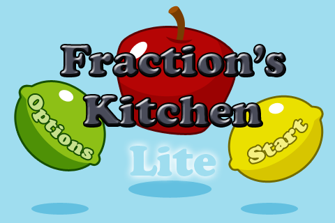 Screenshot Fraction's Kitchen Lite