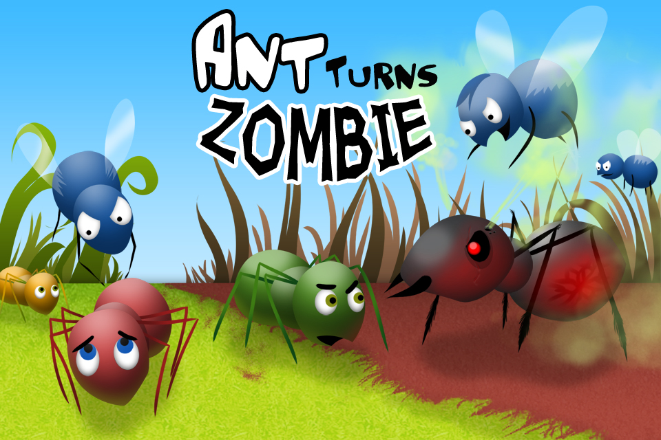 Screenshot Ant Turns Zombie